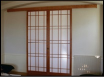 japanese fusuma and shoji screens