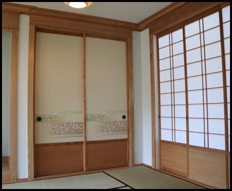 custom japanese usuma panels & custom shoji screen fusuma amado capiz shell doors Pacific Shoji ...
